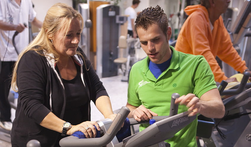 Green-Fit - Sfeerimpressie
